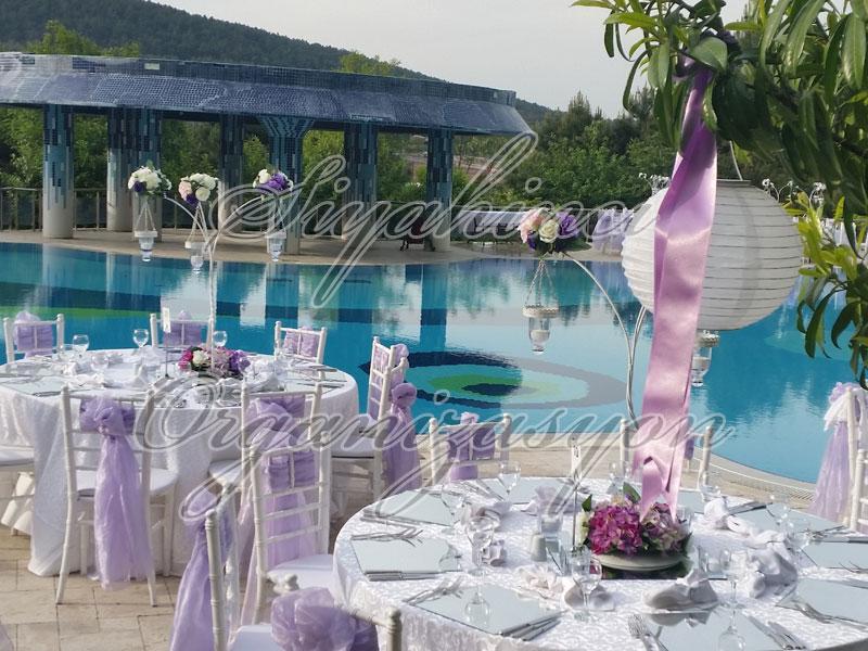 Havuzbaşı Düğün
