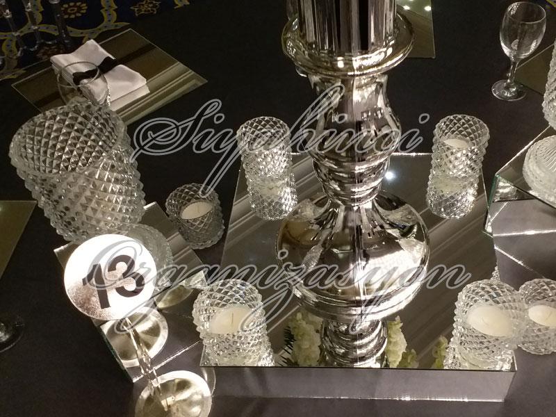 Kristal Kesme Vazo