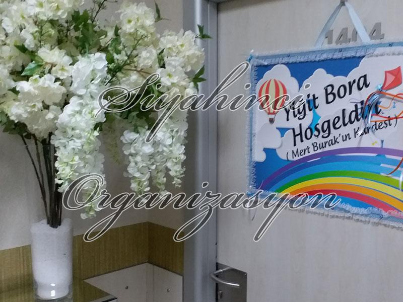 Hastane Odası Süsleme - Yeni Doğan